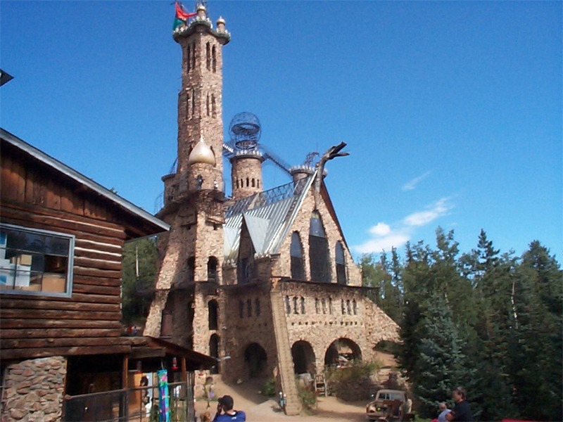 Plan A Road Trip >> Bishop's Castle